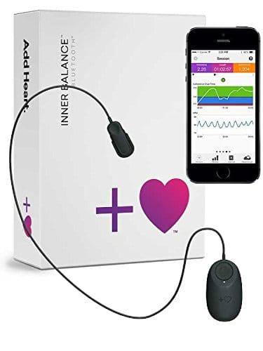 HeartMath Inner Balance Bluetooth Sensor für Apple iOS und Android