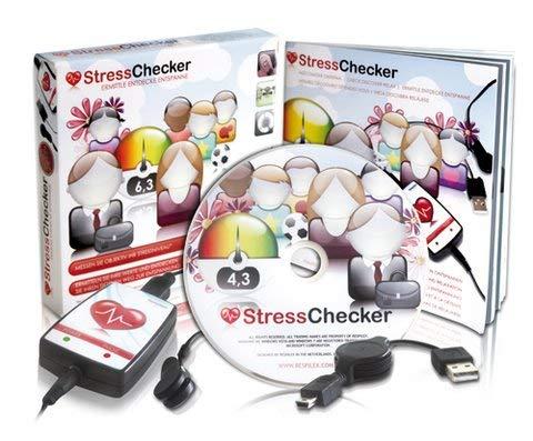 StressChecker - Stress-Monitor für Windows PCs und Windows 10 Tablets